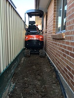 Excavation | All Plumbing Works | Western Sydney & Hills District