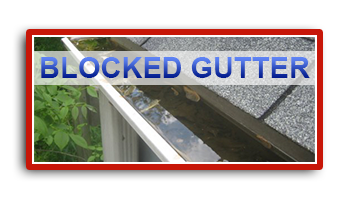 Blocked Gutter Services by All Plumbing Works